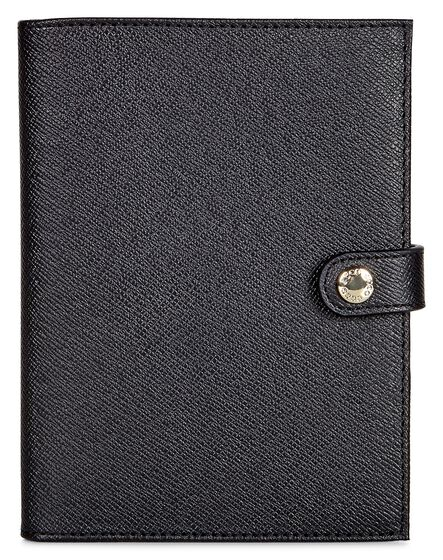 ECCO Iola Passport Holder (BLACK)
