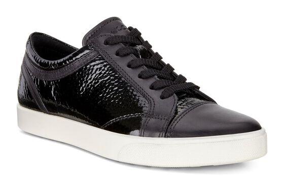 ECCO Gillian Sneaker (BLACK/BLACK)