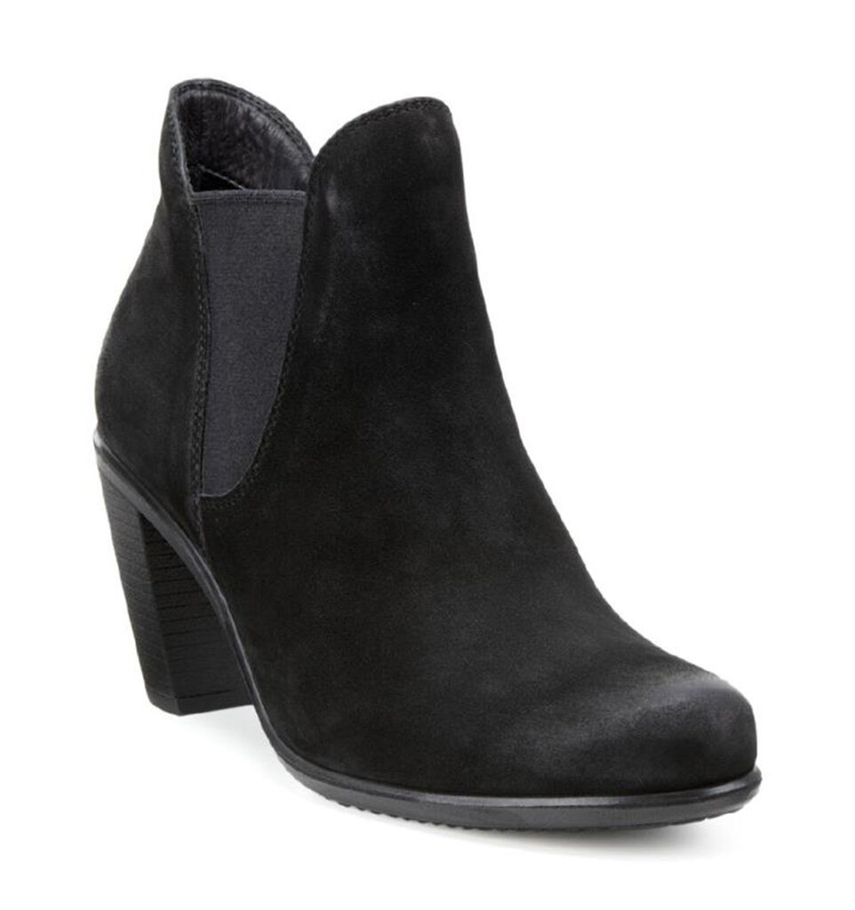 ecco touch 75 chelsea bootie womens boots ecco usa. Black Bedroom Furniture Sets. Home Design Ideas