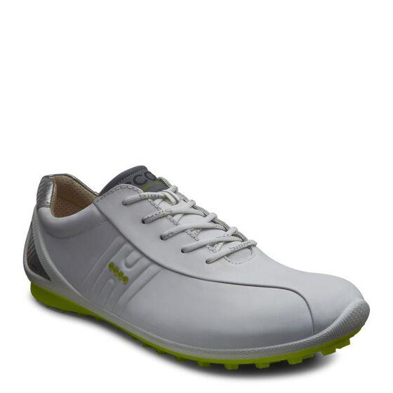 ECCO Mens BIOM Zero Golf (BLACK/SULPHUR)