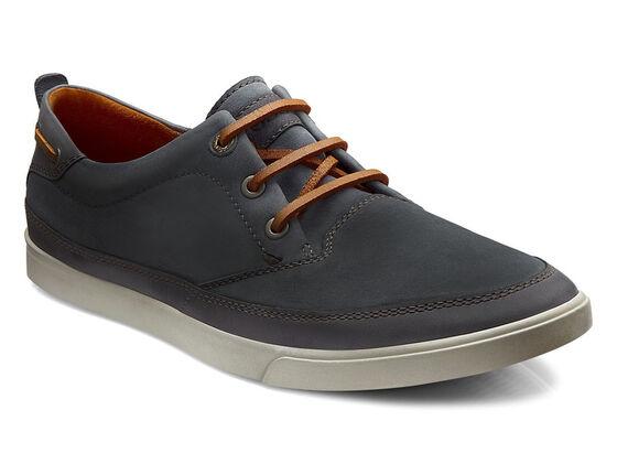 ECCO Collin Nautical Sneaker (MOONLESS/MOONLESS)