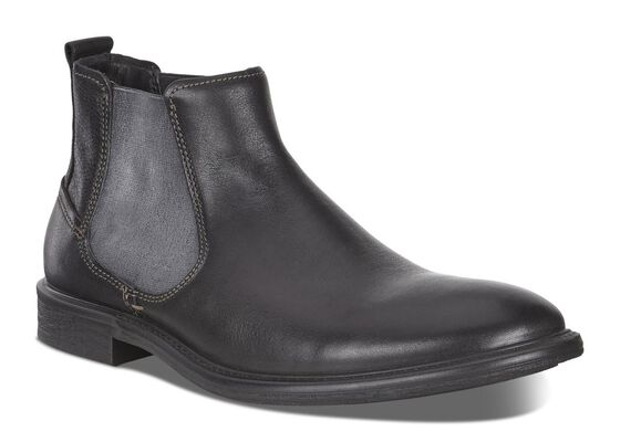 ECCO Knoxville Chelsea Boot (BLACK)