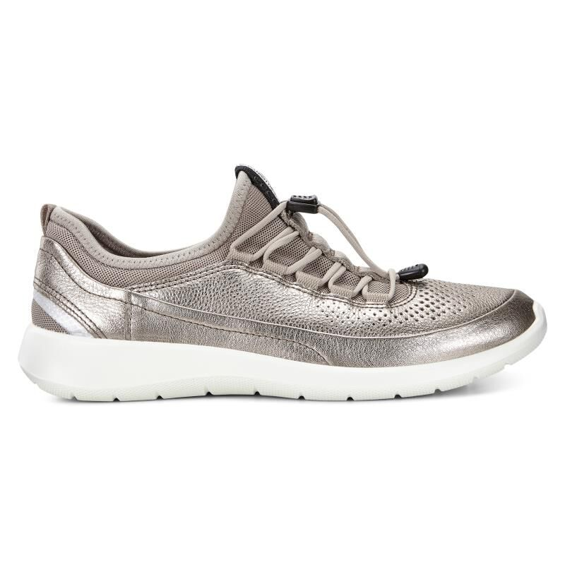 ECCO Soft 5 Toggle Metallic Sneakers Fm1Dn