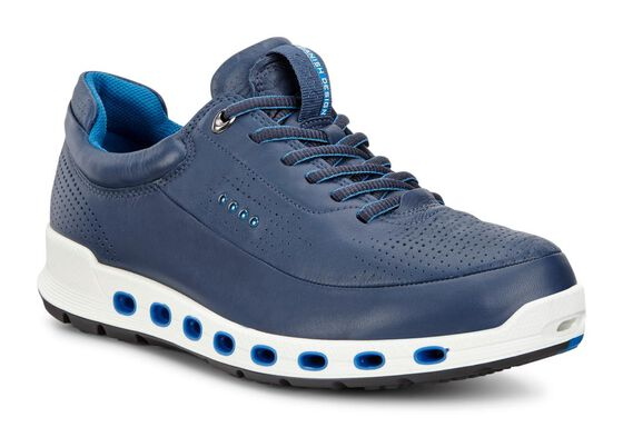 ECCO Mens Cool 2.0 Leather GTX (TRUE NAVY)