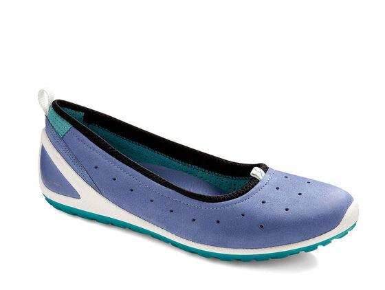 ECCO Womens BIOM Lite 1.2 Flat (BAJA BLUE/PORCELAIN GREEN)