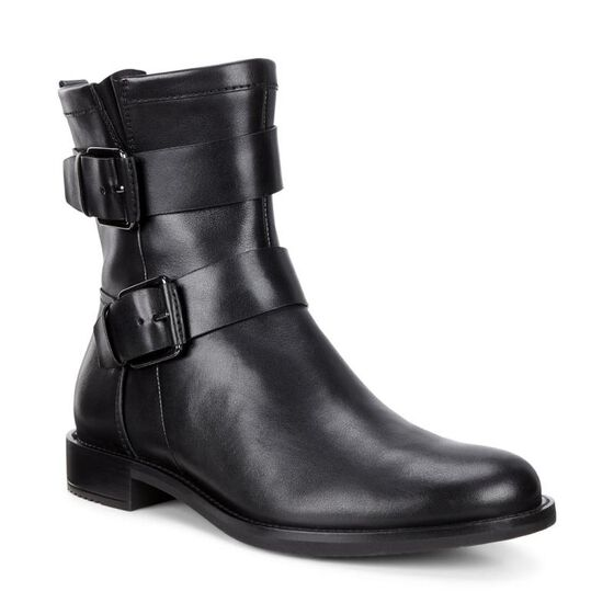 ECCO Shape 25 Boot (BLACK)