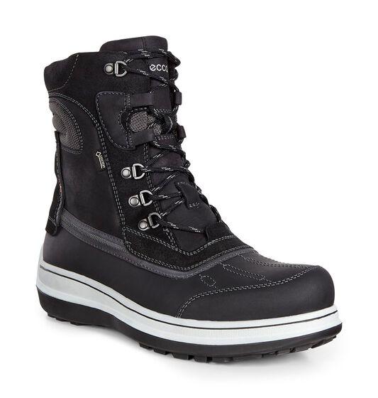 ECCO Roxton GTX Boot (BLACK/MOONLESS)