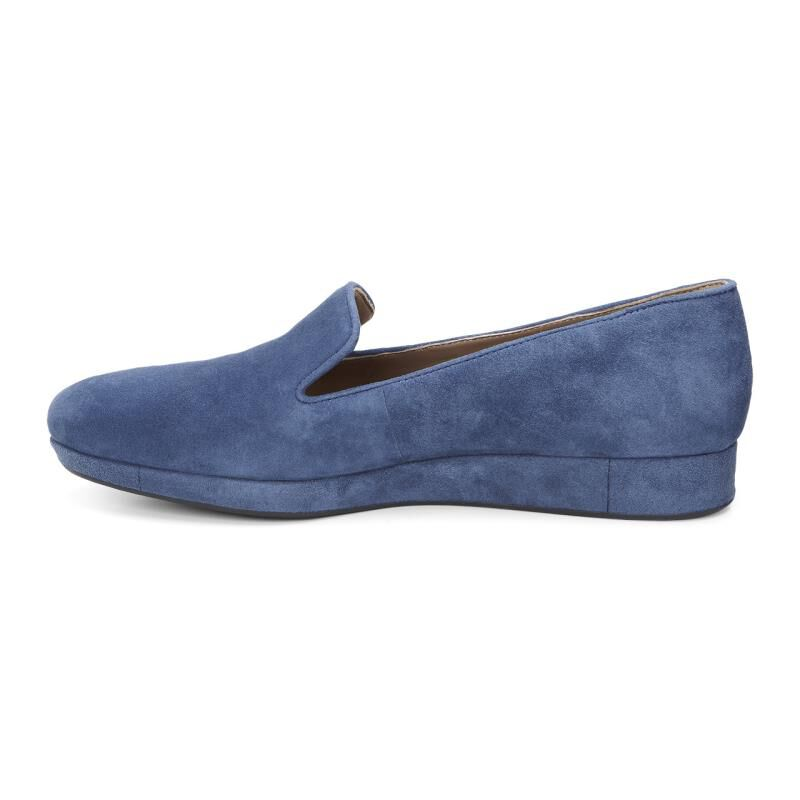 Ecco Loafers Womens - Ecco Auckland Navy