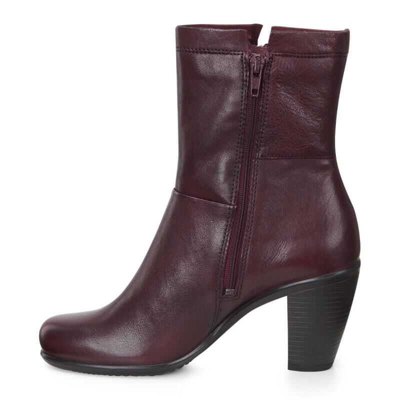... ECCO Touch 75 Zip BootECCO Touch 75 Zip Boot MORILLO (02237) ...