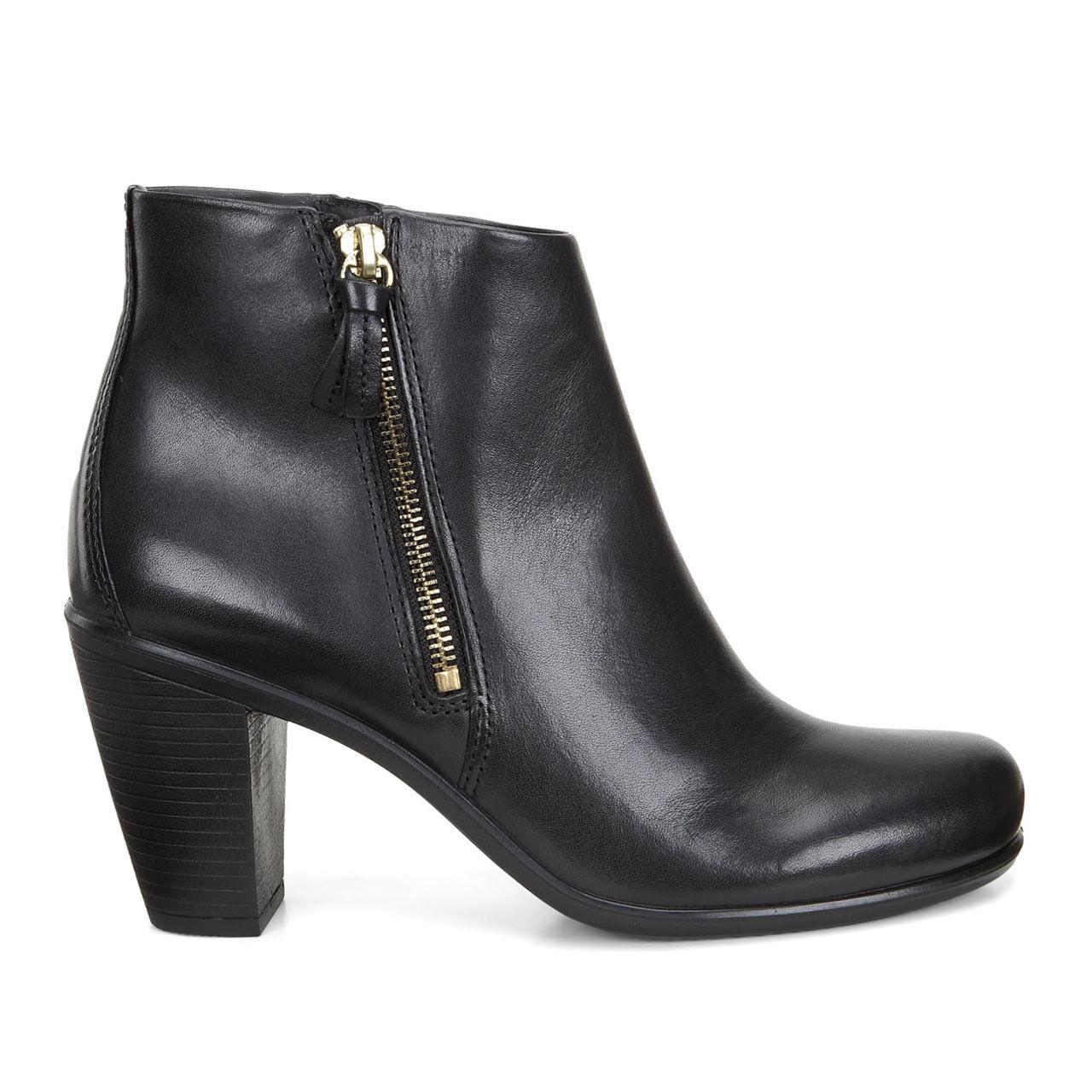 ... ECCO Touch 75 Ankle BootieECCO Touch 75 Ankle Bootie BLACK (01001) ...