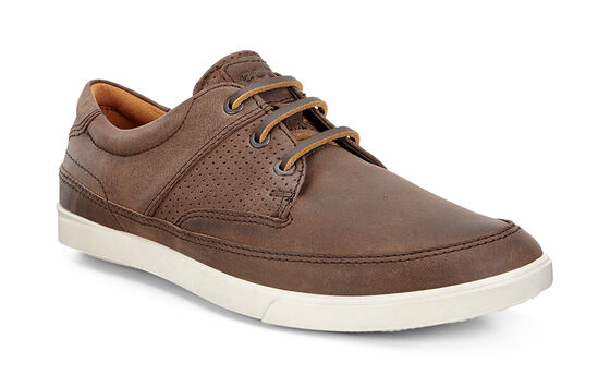 ECCO Collin Nautical Perf (COCOA BROWN)