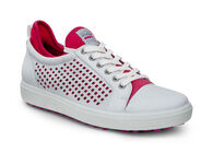 ECCO Womens Summer Hybrid (WHITE/RASPBERRY)