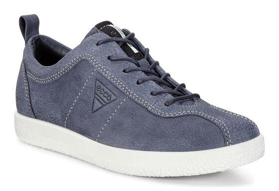 ECCO Womens Soft 1 Sneaker (OMBRE)