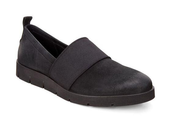 ECCO Bella Stretch Slip On (BLACK)