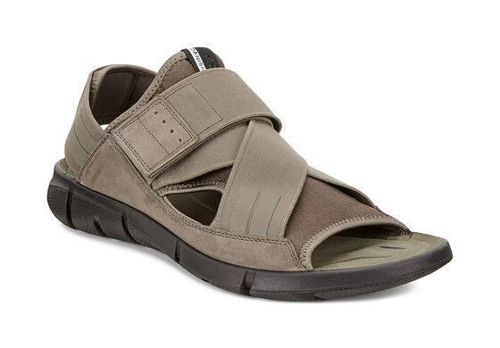 ECCO Mens Intrinsic Sandal (TARMAC/TARMAC)