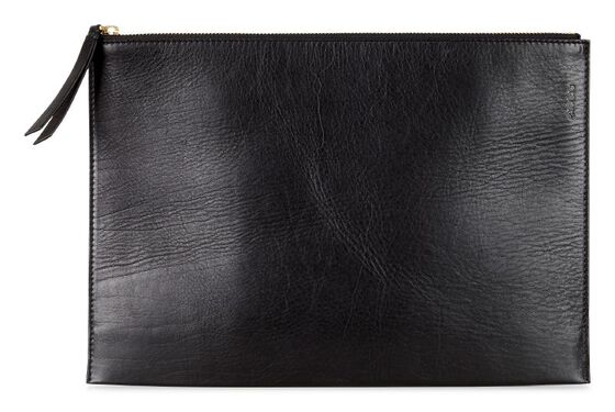 ECCO Sculptured Day Clutch (BLACK)