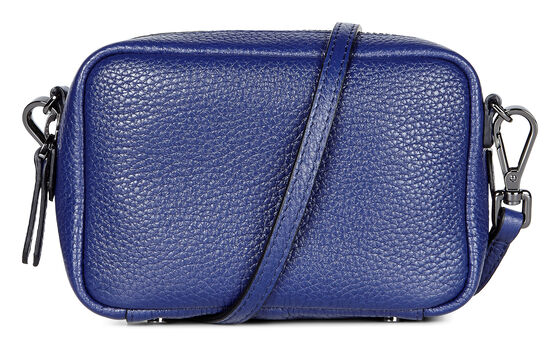 ECCO Isan Pouch with strap (DEEP COBALT)