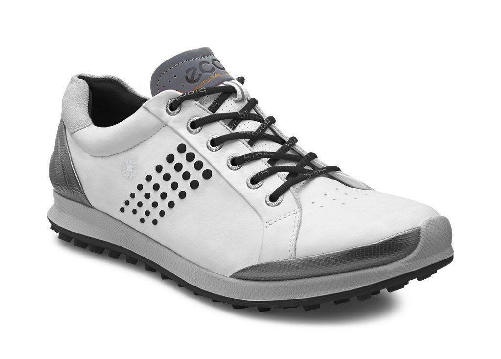Men's ECCO 'Biom Hybrid 2' Golf Shoe, Size 5-5.5US / 39EU - White
