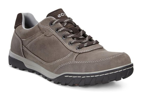 ECCO Mens Urban Lifestyle Low (COFFEE/COFFEE)