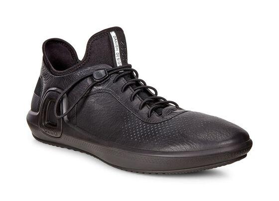 ECCO Mens Intrinsic 3 Leather (BLACK)