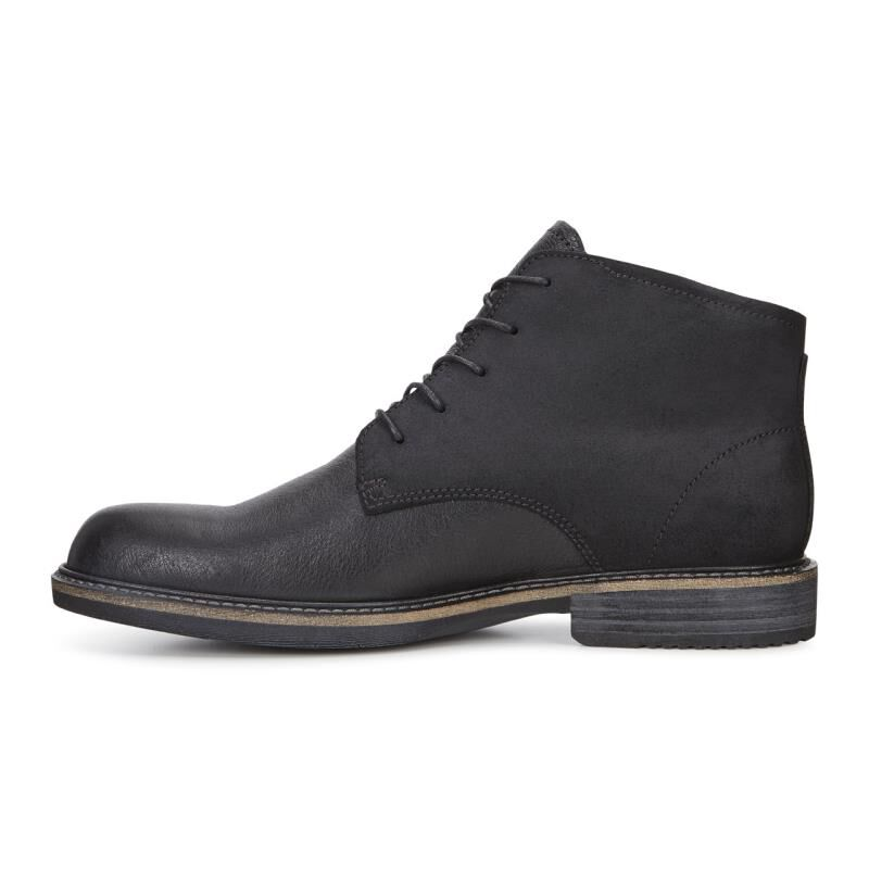 ecco kenton plain toe bootecco kenton plain toe boot in blackblack