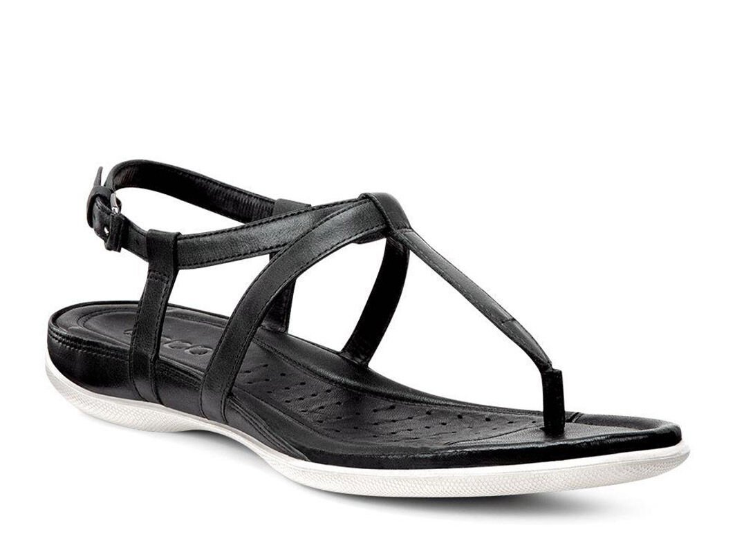 ECCO Flash T-Strap SandalECCO Flash T-Strap Sandal BLACK (02001) ...