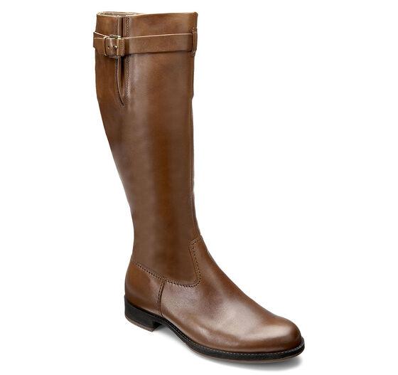 ECCO Saunter Tall Boot (CAMEL)
