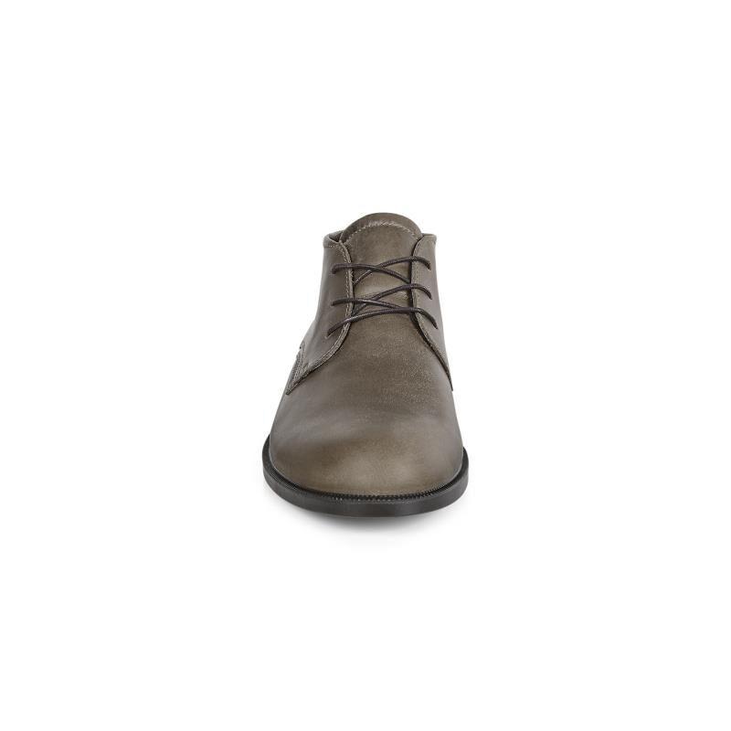 ... ECCO Harold Derby BootECCO Harold Derby Boot TARMAC/DARK CLAY (59697)  ...