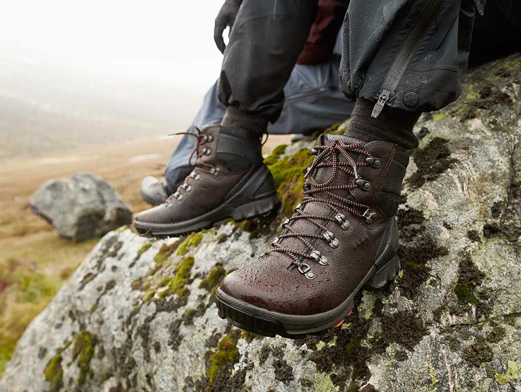 Mens Boots ECCO Sport Biom Hike 1.6 Mocha