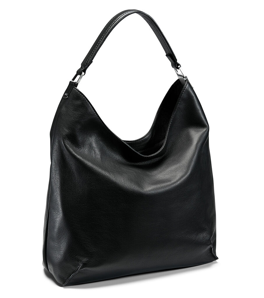 Ecco Chania Hobo Bagecco Bag Black 90000