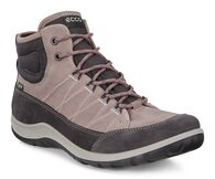 ECCO Womens Aspina GTX High (MOONLESS/DEEP TAUPE)