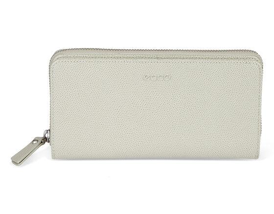 ECCO Belaga Large Zip Wallet (GRAVEL)