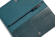 ECCO Jilin Large WalletECCO Jilin Large Wallet DARK PETROL (90631)
