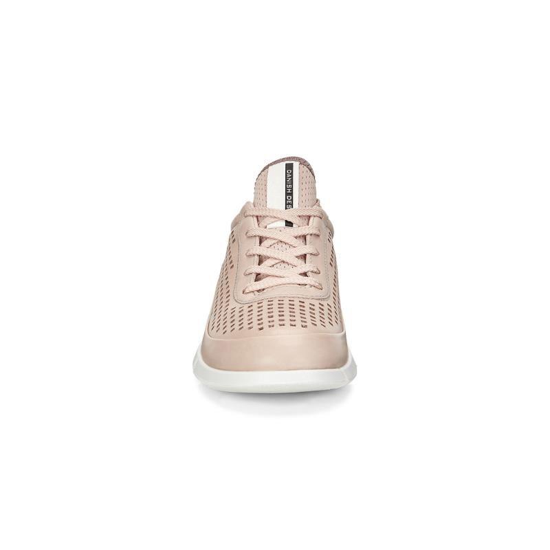 ... ECCO Womens Intrinsic SneakerECCO Womens Intrinsic Sneaker ROSE DUST  (01118) ...