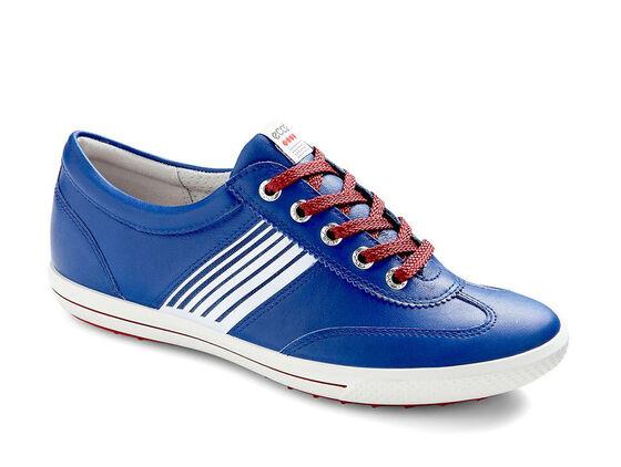 ECCO Womens Street Sport (MAZARINE BLUE/BRICK)