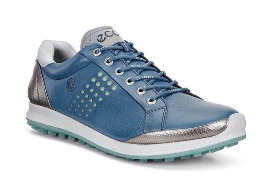 ECCO Mens BIOM Hybrid 2 (DENIM BLUE/AQUATIC)