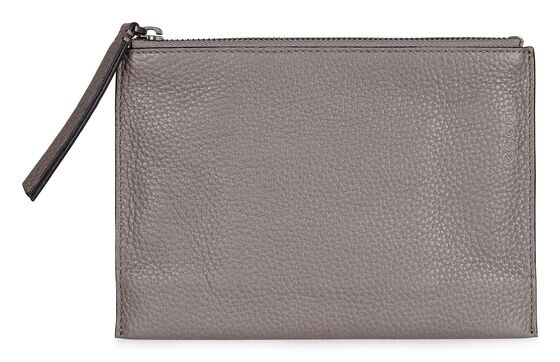 ECCO Sculptured Small Clutch (MOON ROCK)