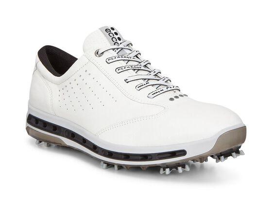 ECCO Mens Golf Cool GTX (WHITE/BLACK)