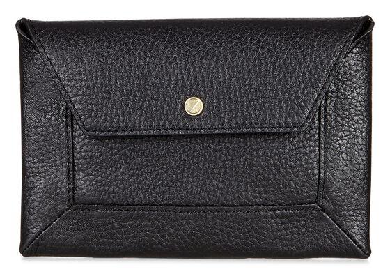 ECCO Isan 2 Small Wallet (BLACK)
