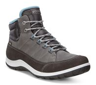 ECCO Womens Aspina GTX HighECCO Womens Aspina GTX High MOONLESS/DARK SHADOW (57066)