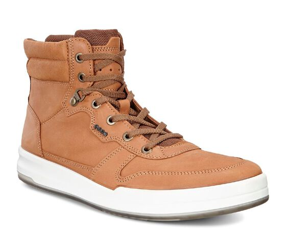 ECCO Jack High TopECCO Jack High Top in LION (02021)