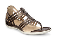 ECCO Flash Lattice T SandalECCO Flash Lattice T Sandal LICORICE (01507)