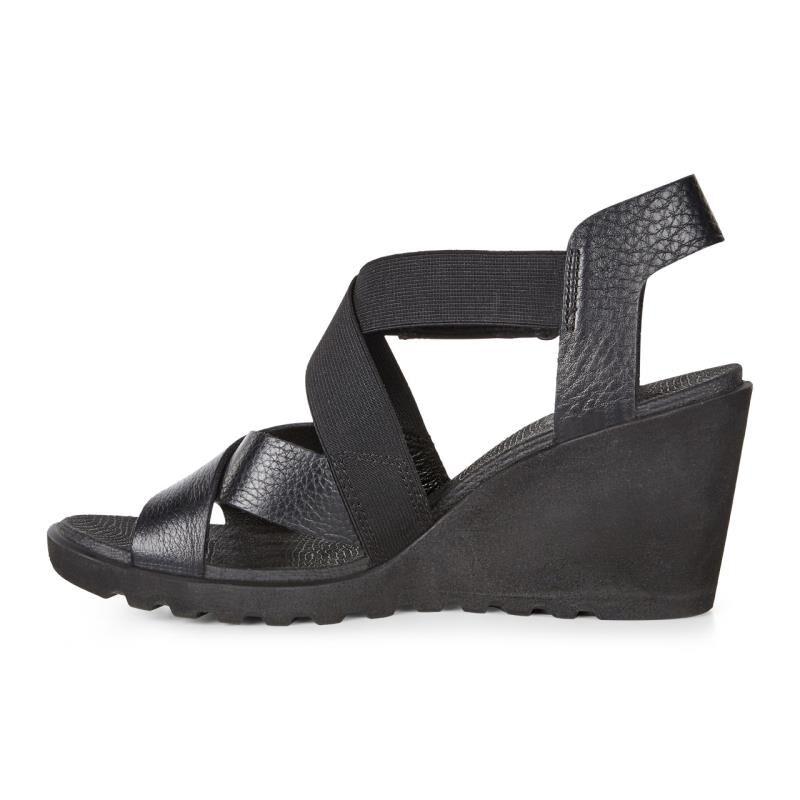 ECCO Freja Wedge Strap Sandal (Women's) OOzaSUY8Q