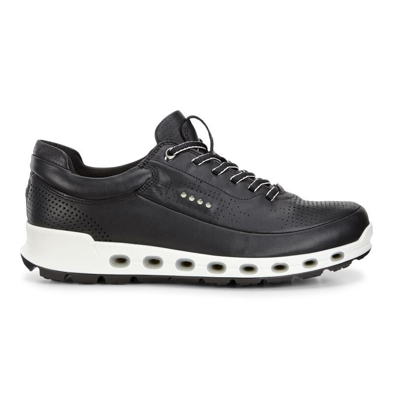... ECCO Mens Cool 2.0 Leather GTXECCO Mens Cool 2.0 Leather GTX BLACK  (01001) ...