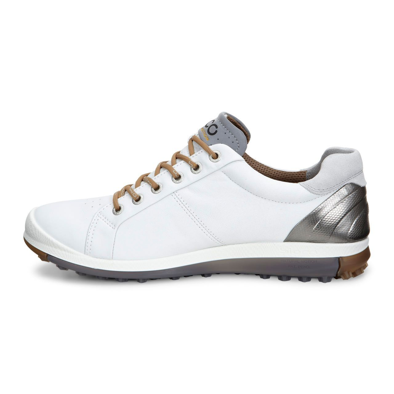 Mens Shoes ECCO Golf Biom Golf White/Mineral