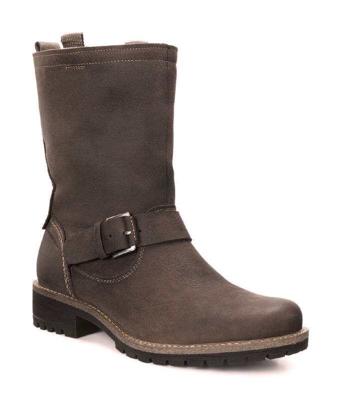 ECCO Elaine Buckle BootECCO Elaine Buckle Boot COCOA BROWN (02482) ...