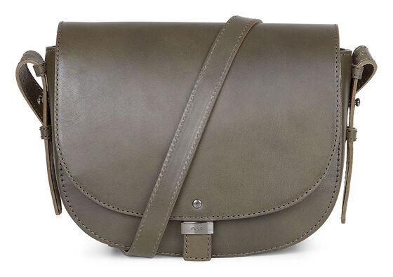 ECCO Glady Small Saddle Bag (TARMAC)