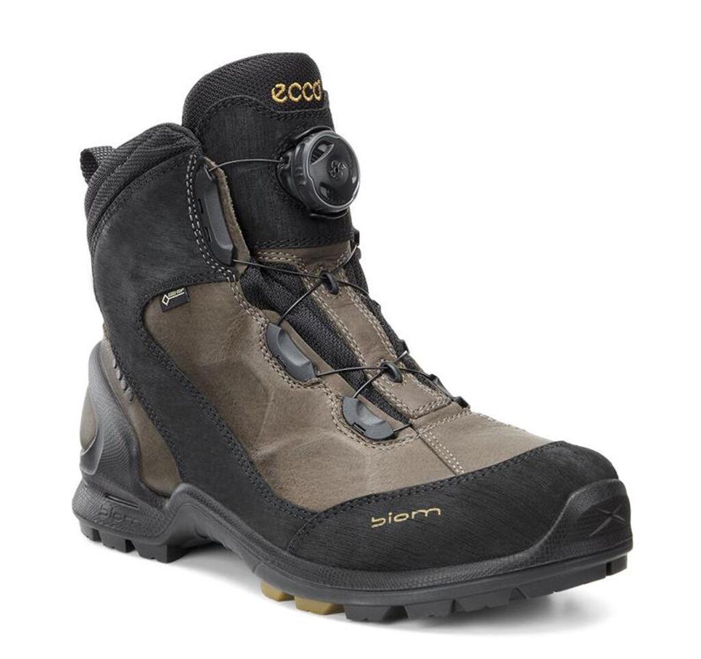Ecco Mens Winter Shoes