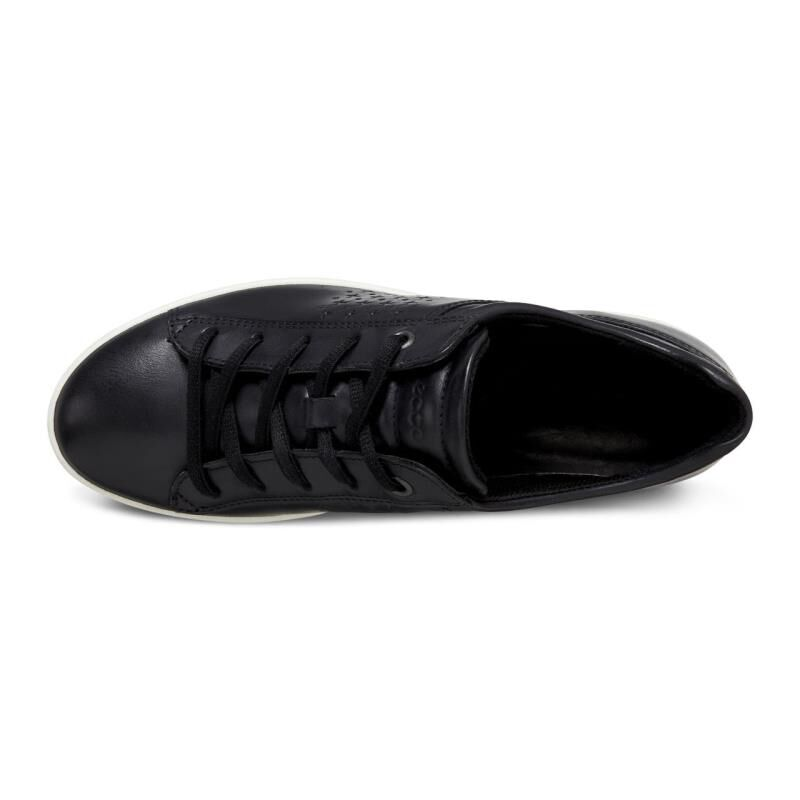 ecco black womens shoes