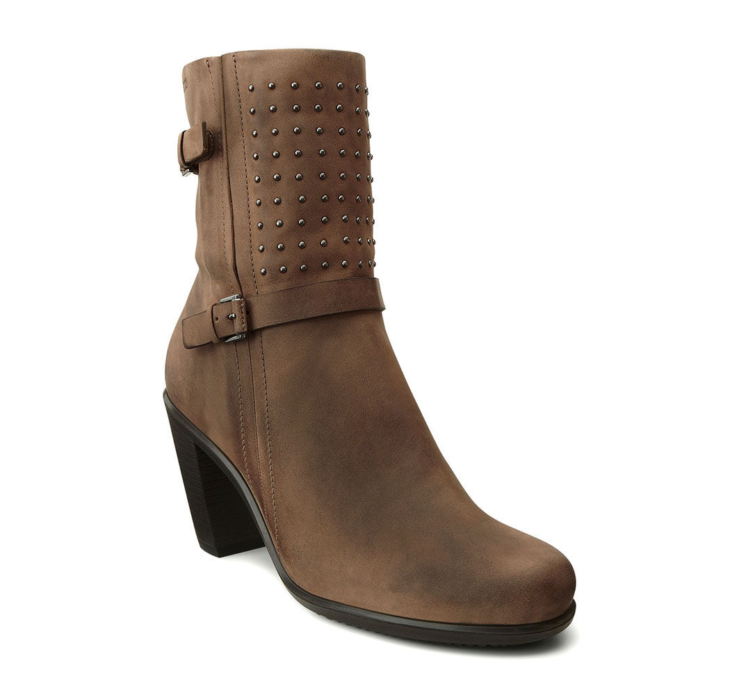 ECCO Touch 75 Mid Cut Bootie Birch Women